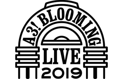 A3!BLOOMING LIVE 2019LV