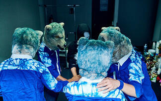 MAN WITH A MISSION THE MOVIE TRACE the HISTORY[odessaシネマセレクション]