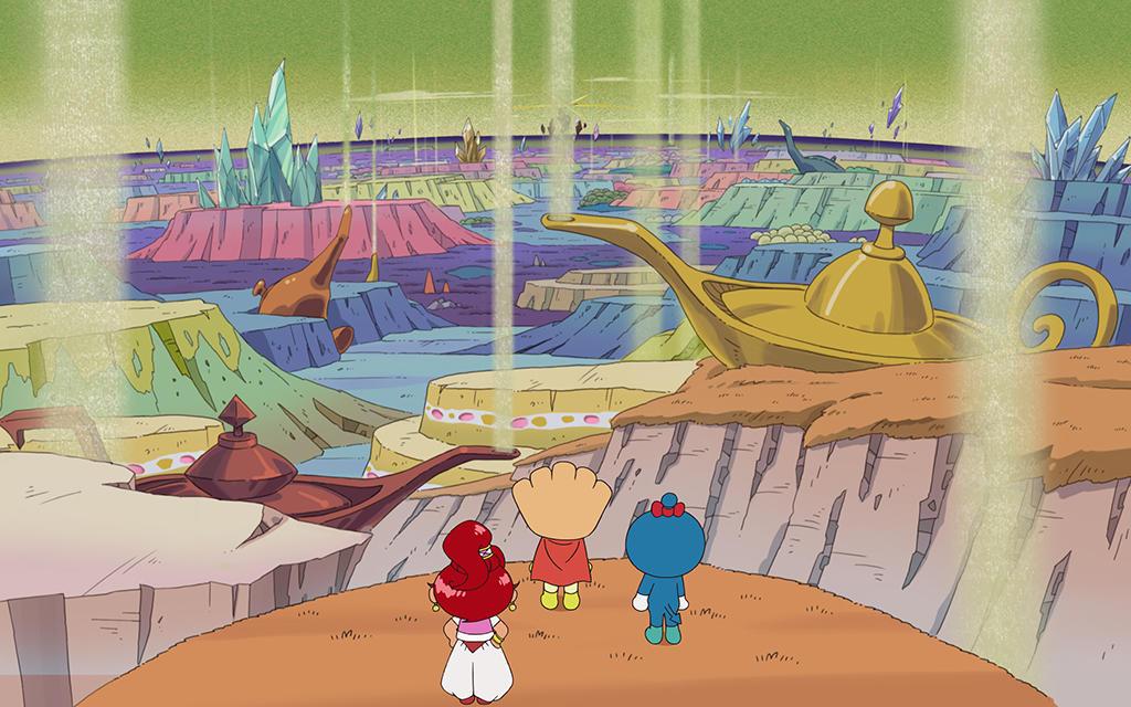 それいけ アンパンマン ミージャと魔法のランプ テアトルシネマグループ